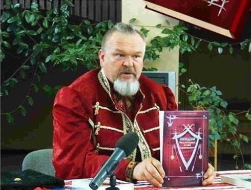 Володимир Степанович Пилат - засновник Бойового Гопака і Верховний Вчитель