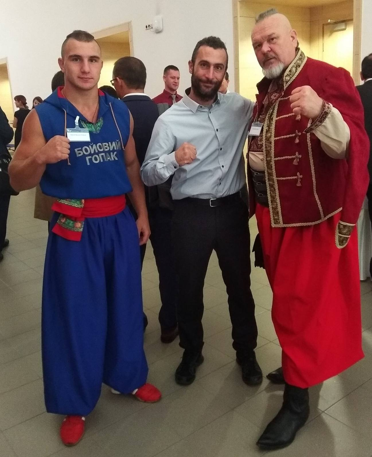 *** 4th World Scientific Congress of Combat Sports and Martial Arts — Workshop 2018-10-17-19 Rzeszow ***