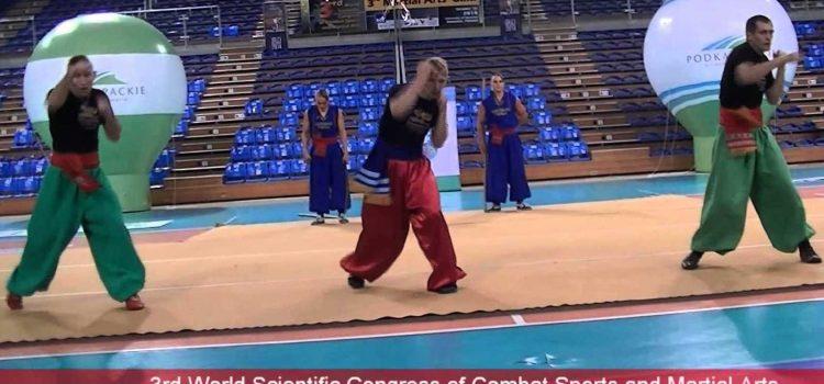 6 Світовий науковий конгрес бойових мистецтв — 17-19 жовтня 2018, Жешув Польща.