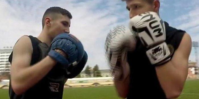 Бойовий Гопак Хмельницький — відео.