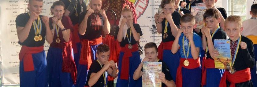*** Чемпіонаті України з Бойового Гопака Львів 2018-05-06 хмельничани і медалі ***